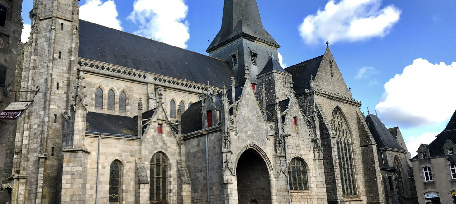 Camping De La Falaise : Château de Gérande