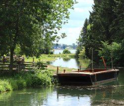 Camping De La Falaise : River 4364676 1920