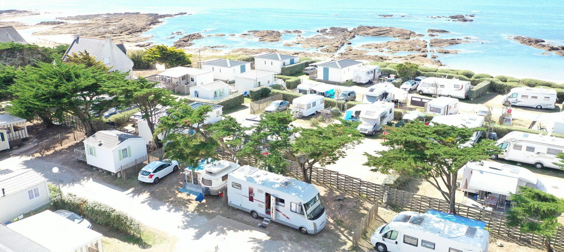 Camping La Falaise : Default
