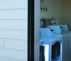 La Falaise Campsite: Laundry