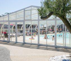 Campingplatz De La Falaise: Pool