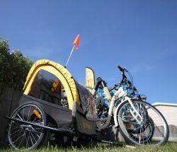 La Falaise Campsite: Bikes 1024x682