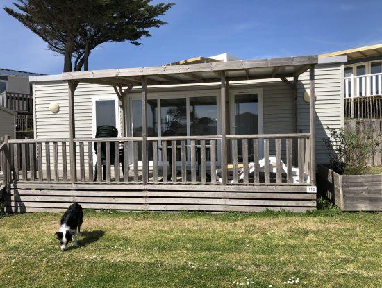 Camping La Falaise : 116