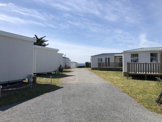 Camping La Falaise : Allée 118 119 120 121 122 123 Et 145 146 147 149 150